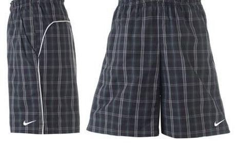 Pánské kraťasy Nike Plaid Woven Shorts Mens