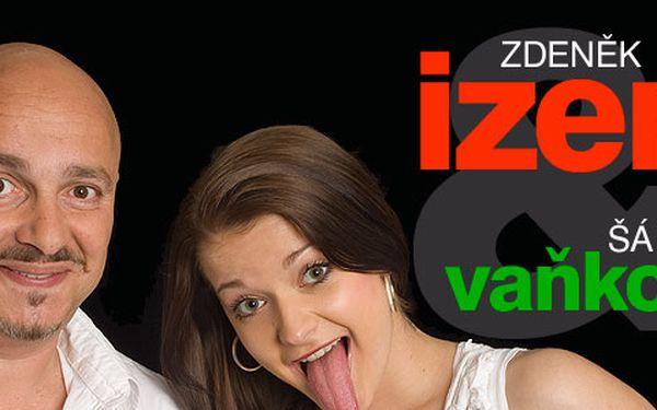 Turné čtyř můstků - zábavná show Zdeňka Izera