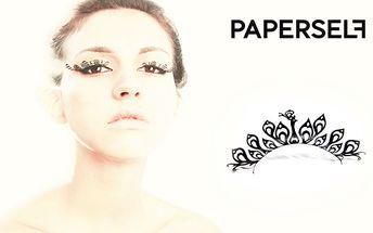 Paperself - jedinečné designové řasy