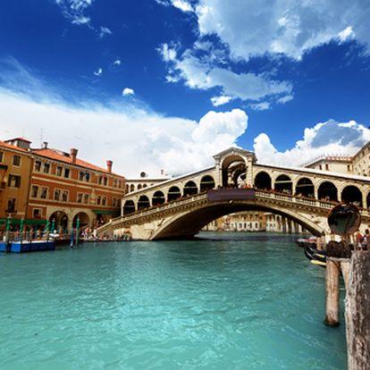 Poznávací zájezd do severní Itálie pro JEDNOHO na 4 dny