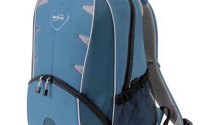 "Dicota BacPac Element modrý - Nepromokavý batoh 15"" - 15,6"""