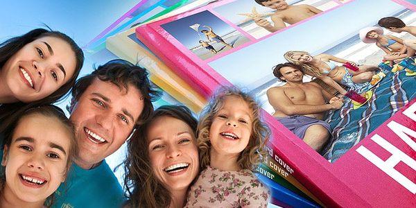 Fotosešit 40 stran nebo fotokniha 80 stran za fantastickou cenu