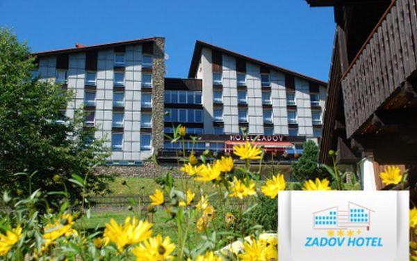 3 dny na Šumavě za 989 Kč v hotelu Zadov! Možno až 8 dní!
