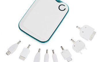 Univerzální externí velkokapacitní baterie 8400 mAh Apple iPhone / iPod / iPad / Samsung / LG a další a poštovné ZDARMA! - 101