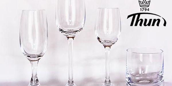 Sada 6 sklenic od značky Thun