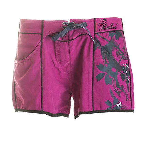 Orchidejové šortky Tahiti Mx Gisella