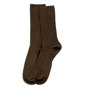 Pánske hnedé ponožky Antonio Miro