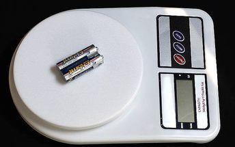Digitální kuchyňská váha s doručením zdarma