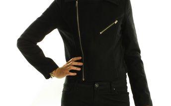 Dámské sako Lucy Paris černé krátké