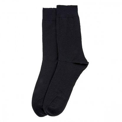 Pánské černé ponožky Antonio Miro