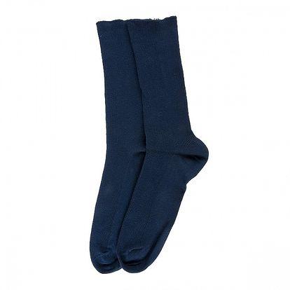 Pánské modré ponožky Antonio Miro