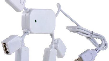USB Hub ve tvaru pejska - rozbočovač a poštovné ZDARMA! - 102