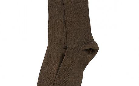 Pánské hnědé ponožky Antonio Miro