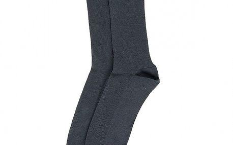 Pánske šedé ponožky Antonio Miro
