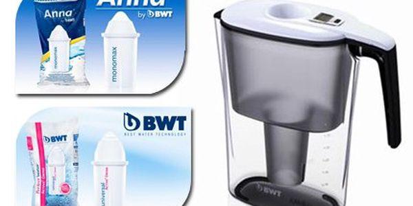 Filtrační konvice a náhradní filtry již za 399 Kč!