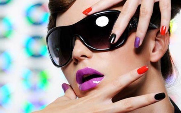 Aplikace Gel-laku EBD, s výběrem z mnoha odstínů n...