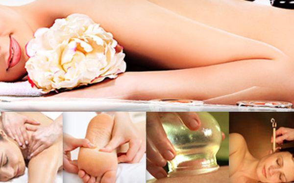 Hodinová masáž: možnost výběru z 9 druhů, takže si vybere opravdu každý!