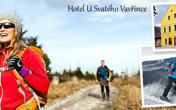3 nebo 6 dní ve vrchlabském Hotelu Svatý Vavřinec