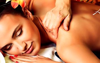 Komplexná 60 minútová masáž celého tela
