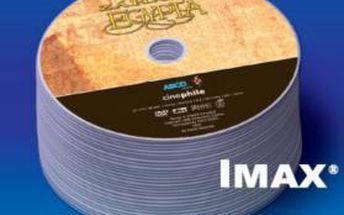 32 filmů IMAX, 22 hodin na 32 DVD – historie, cestování, příroda. ÚŽASNÝ divácký zážitek, HODINY nejkvalitnějšího filmového materiálu jen za 369 Kč!