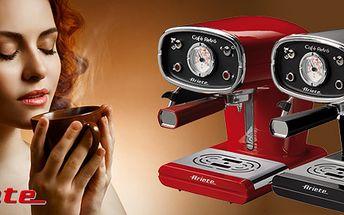 Retro kávovar Ariete v rôznych farbách
