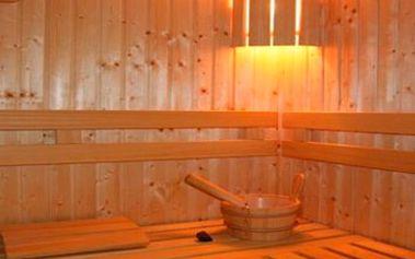 Privátní saunování s kamennou lázní za skvělých 599 Kč pro 2 osoby!