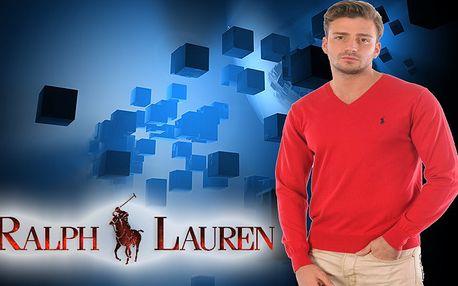 Pánský svetr Ralph Lauren v 8 barvách a několika velikostech
