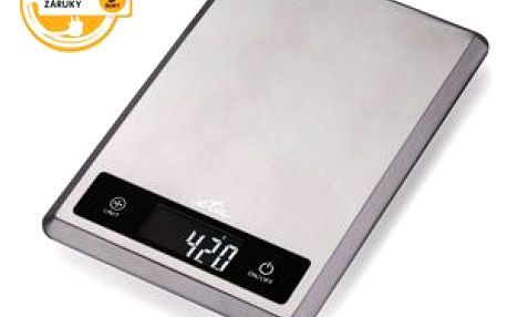 Váha kuchyňská ETA (4778 90000) - Nerezové provedení