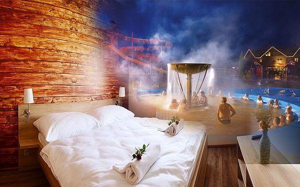 3denní pobyt v Hilson na Slovensku pro 2 osoby se vstupem do nejznámejších aquaparků