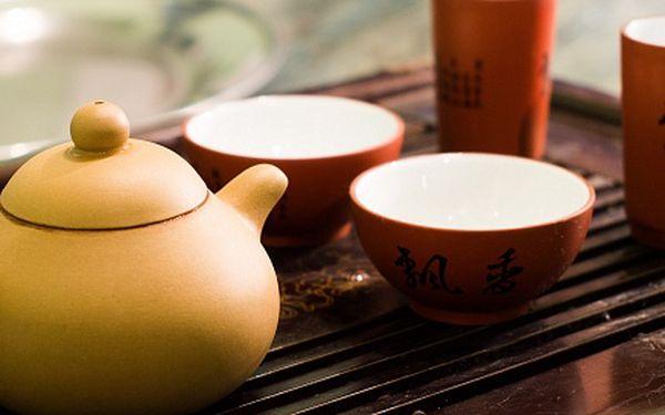 Ochutnávka zelených čajů