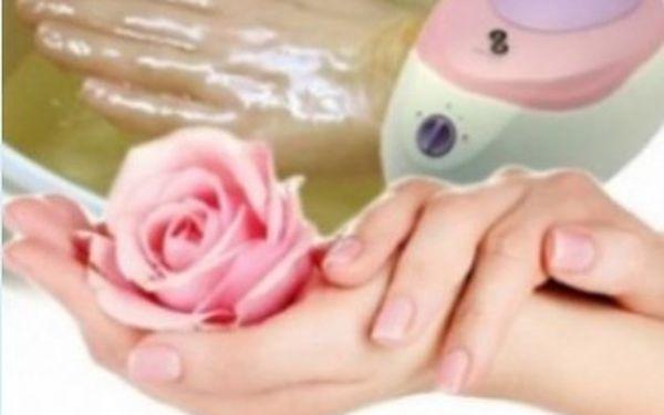 Parafinový zábal na ruce za 50 Kč. Věnujte svým rukám pěči jakou si zaslouží. Výsledek krásné, zdravé a mladě vypadající ruce.