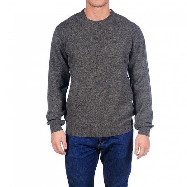 Pánský šedý svetr Hackett London