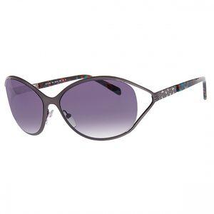 Dámské hnědo-fialové sluneční brýle Agatha Ruiz de la Prada