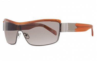 Dámské oranžovo-béžové sluneční brýle Agatha Ruiz de la Prada