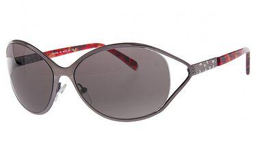 Dámske šedo-červené slnečné okuliare Agatha Ruiz de la Prada