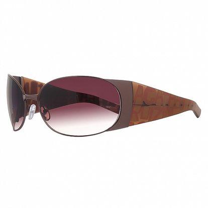 Dámské béžovo-hnědé sluneční brýle Agatha Ruiz de la Prada