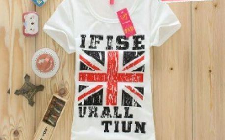 Dámske tričko IFISE za 6,80 € vrátane poštovného.