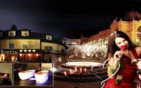 3 denní romantika pro DVA s privátní vířivkou a kočárem v Mariánských Lázních