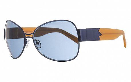 Dámské modro-žluté sluneční brýle Agatha Ruiz de la Prada