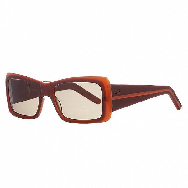 Dámské vínovo-oranžové sluneční brýle Agatha Ruiz de la Prada