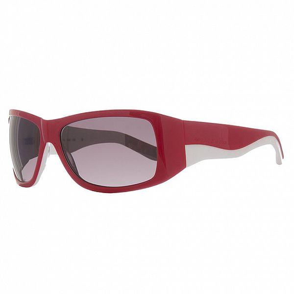 Dámské červeno-bílé sluneční brýle Agatha Ruiz de la Prada