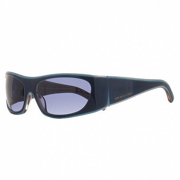 Dámske tmavo zelené slnečné okuliare Agatha Ruiz de la Prada