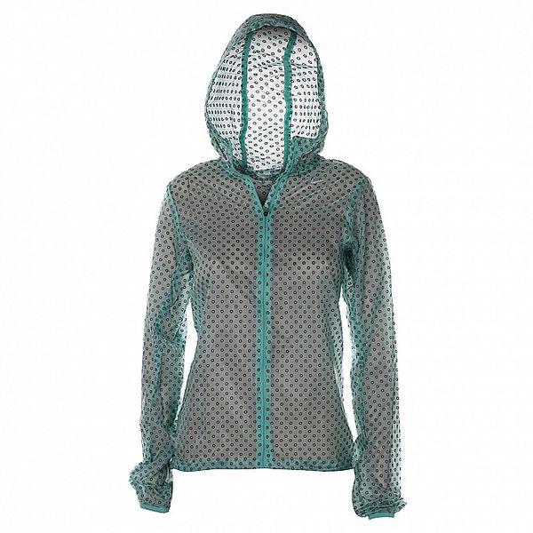 Dámská zelená lehká bunda Nike