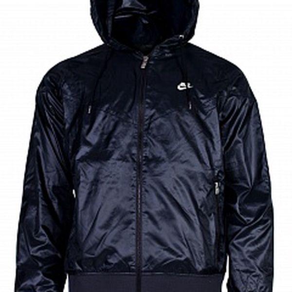 Pánska čierna bunda Nike