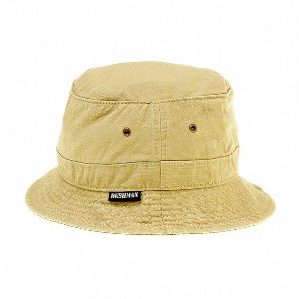Pánský béžový klobouk Bushman