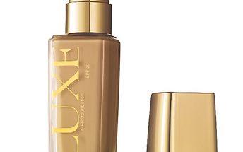 Avon Hedvábný tekutý make-up Luxe SPF 20 (Silken Foundation) 30 ml