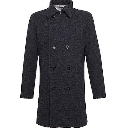 Elegantní pánský kabát Dalham Merc