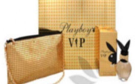 Playboy VIP For Her - toaletní voda s rozprašovačem 30 ml + psaníčko