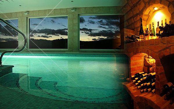 Třídenní pobyt pro dva v hotelu Podlesí