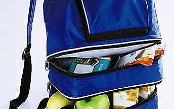 Termo-batoh vhodný na celodenní túry vaší letní dovolené nebo víkendových výletů.